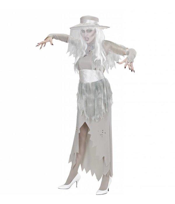 Spookachtige Horror dame kostuum