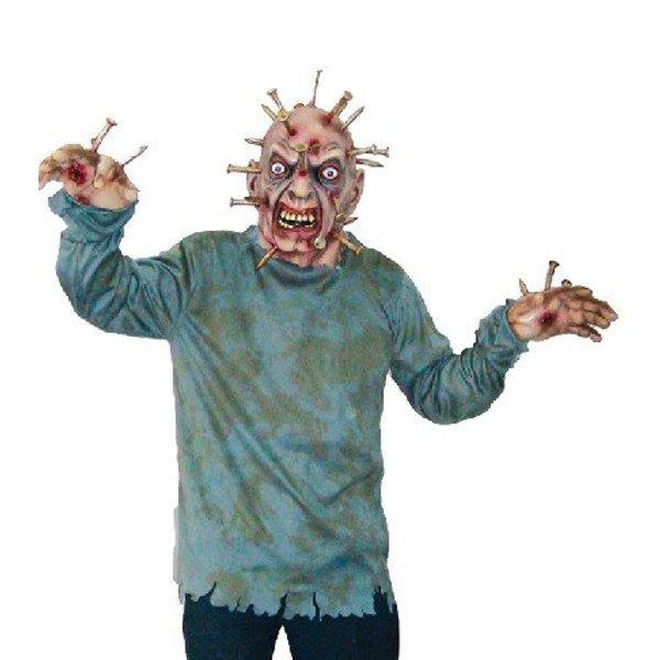 Zombie kostuum Haloween elite