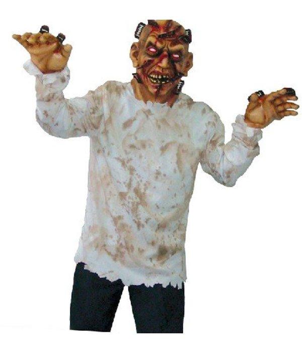 Zombie Razorman kleding