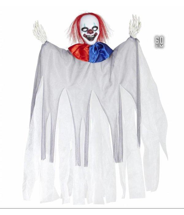 Griezel clown pop 60cm