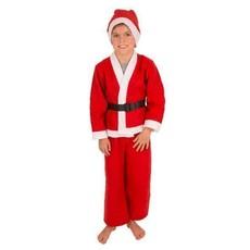 Kerstmanpak jongen flankat