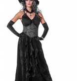 Black Angel jurk Halloween