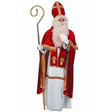 Sint Nicolaas kostuum 4-delig