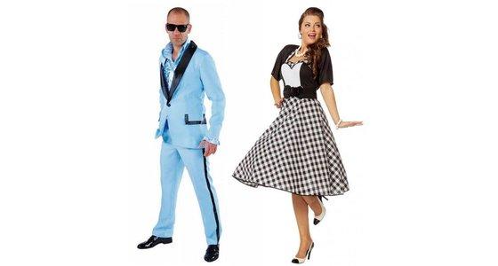 Rock en Roll & Jaren 50 kleding