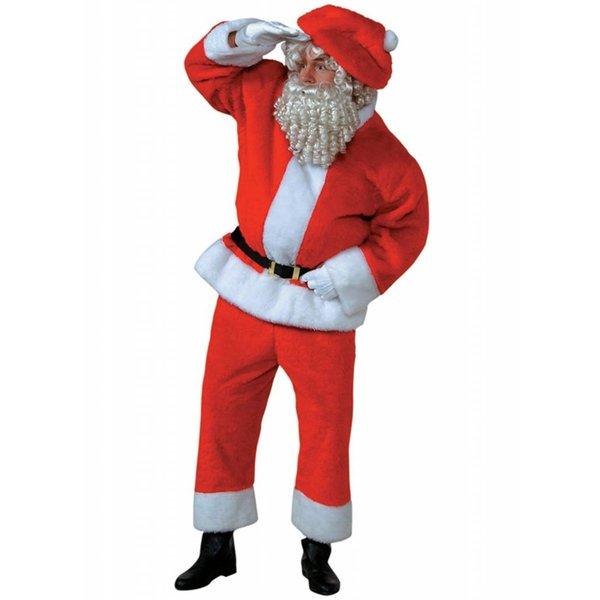 Classic Kerstman elite pluche