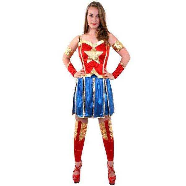 Super star dames kostuum