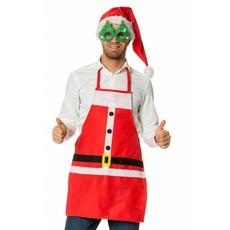 Schort Kerstman