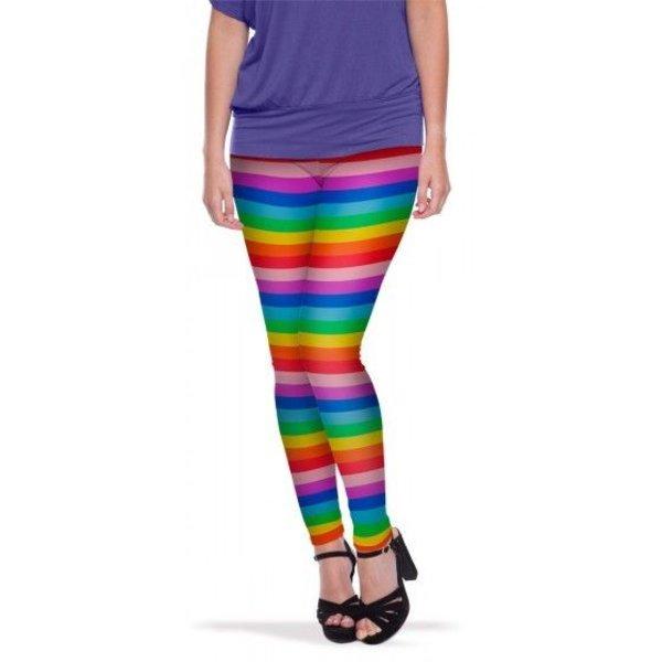Regenboog legging