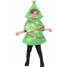 Kerstboom kleding kind