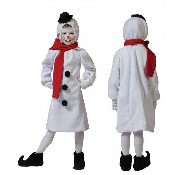 Sneeuwmeisje kostuum