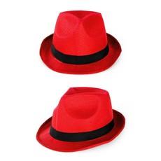 Kojak hoedje populair rood