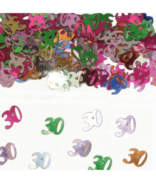 30 Jaar Tafeldecoratie / Sierconfetti