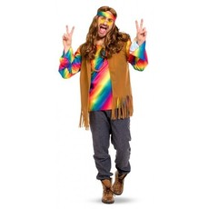 Hippie outfit heren