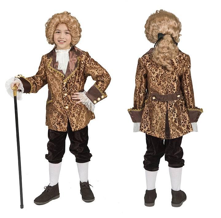 Barok Bartoli kostuum jongen