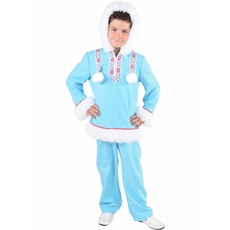 Eskimo Ice-blue kostuum jongen