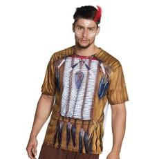 Fotorealistisch Indiaan shirt man