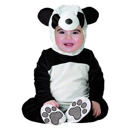 Pandabeer kostuum 1-2 jaar (88cm)