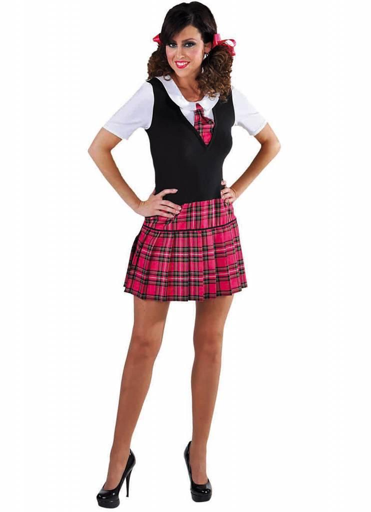 Schoolgirl jurkje
