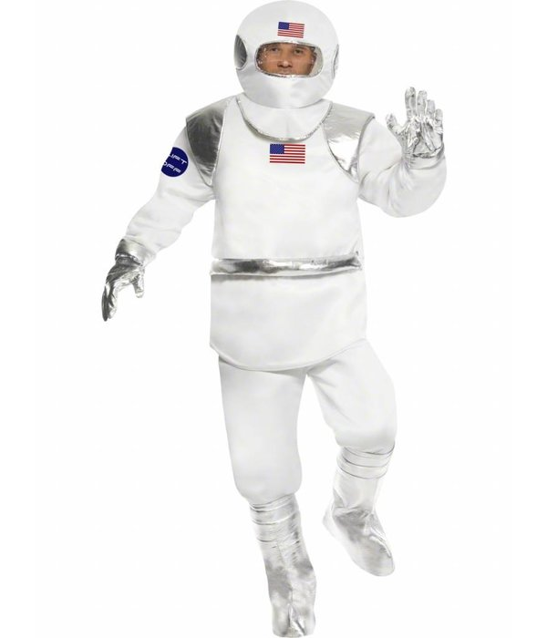 Astronaut man kostuum
