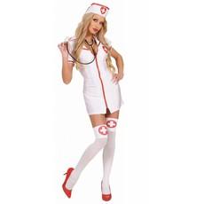 Sexy verpleegsterspakje elite
