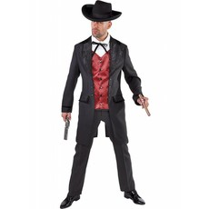 Saloon kostuum man