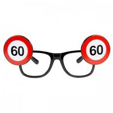 Bril verkeersbord 60 jaar