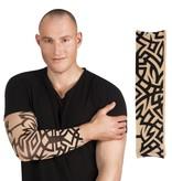 Tattoo sleeve tribal
