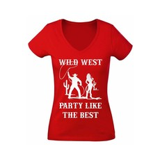 T-shirt Toppers Wild West dames