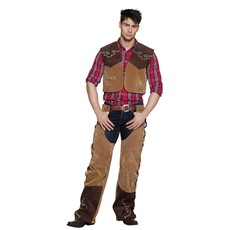 Herenkostuum Cowboy