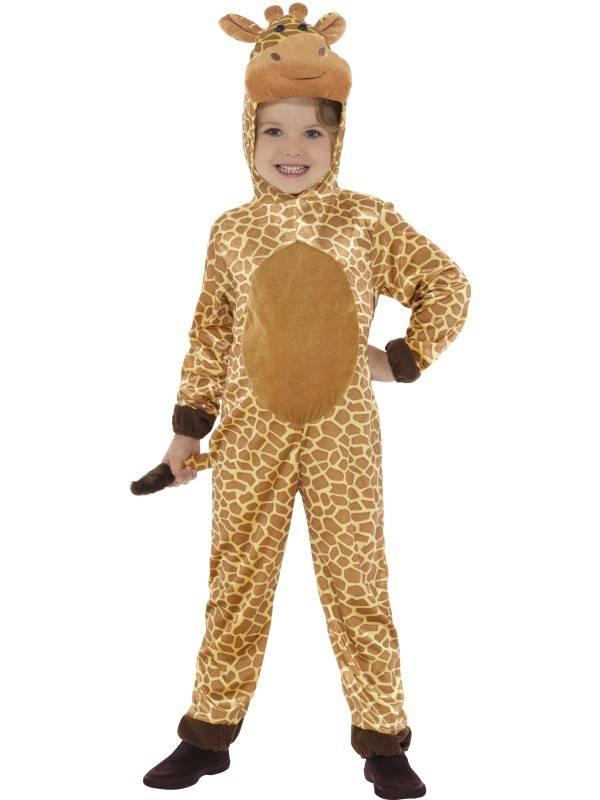 Giraffe kostuum kind