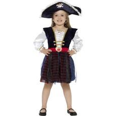 Piraten jurkje glitter kind
