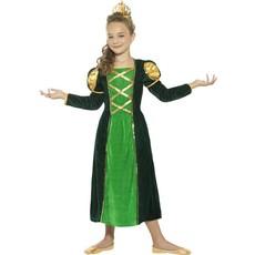 Middeleeuws princessen kostuum meisje