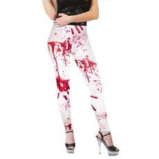 Legging met bloed