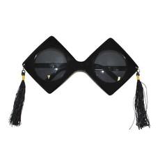 Bril Professor hoed geslaagd
