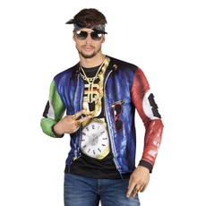 Foto realistisch shirt Rapper