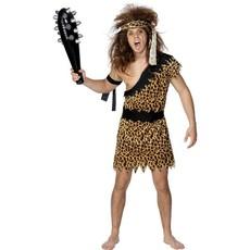 Prehistorisch kostuum man