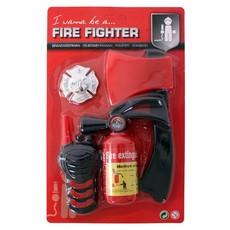 Mini brandweerset populair