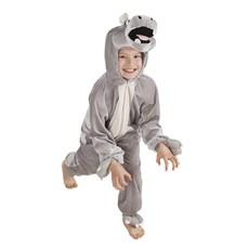 Nijlpaard kinderkostuum