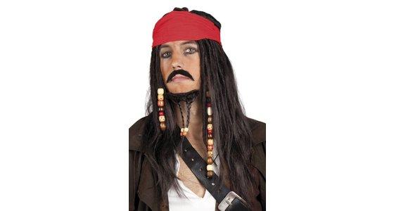 Piraten pruik