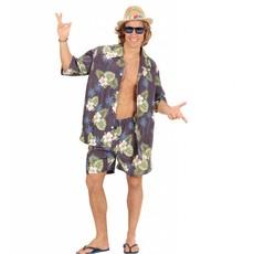 Tropisch Hawaii kostuum heren