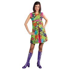 Magic Peace hippie jurk