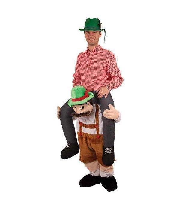 Jump-in Tiroler kostuum