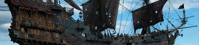 Hijs de piratenvlag en voel je piraat in een Jack Sparrow Kostuum!