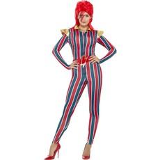 Miss superstar kostuum space