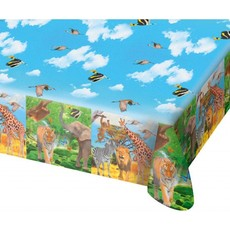 Safari Party Tafelkleed 180x130cm