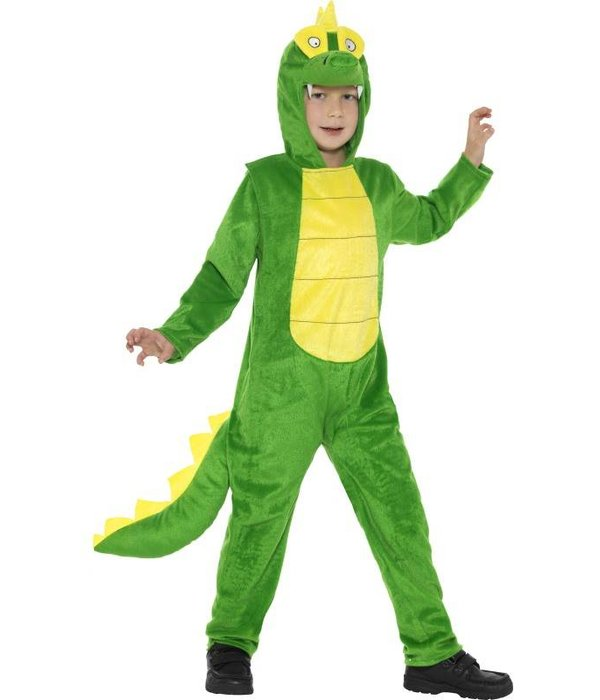 Kostuum Krokodil kind