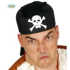 Piratenbandana doodshoofd