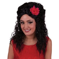 Spaanse pruik Amy
