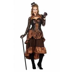 Steampunk jurk elite Victoria