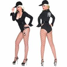 Sexy Fbi Arrestatie Vrouw Kostuum